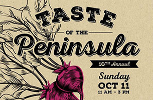 Taste of the Peninsula, Blue Hill Maine
