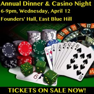 BHPCoC Annual Dinner and Casino Night 2017