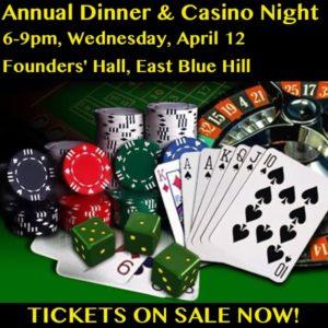 BHPCoC Annual Dinner and Casino Night 2017